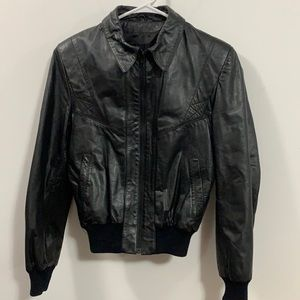 Men's Wilson Leather jacket, Size 36, excellent condition.  No signs of wear
